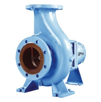 Isoglide END suction pump